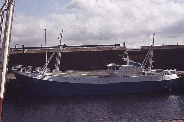 O.278 Longliner I (Bouwjaar 1963)