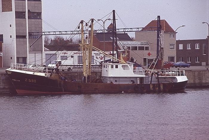 Z.583 Angelina (Bouwjaar 1970)