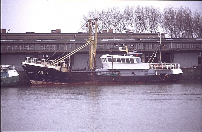Z.583 Angelina (Bouwjaar 1970)