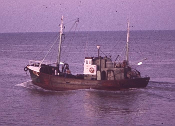 N.172 Danjo (Bouwjaar 1955)