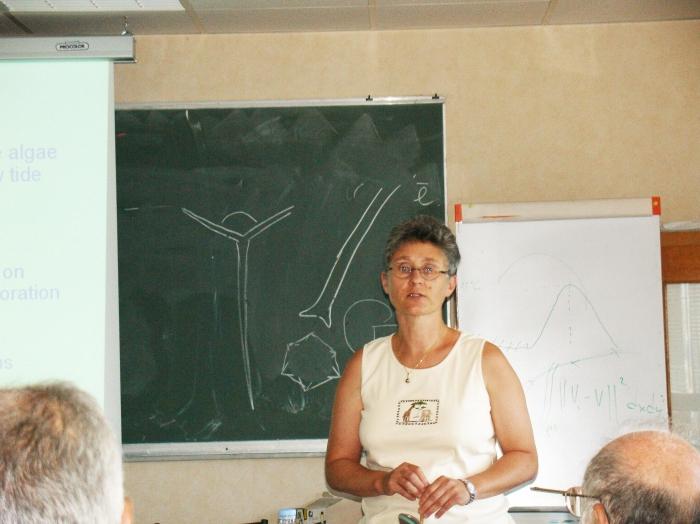 Picture of Porifera training course 7