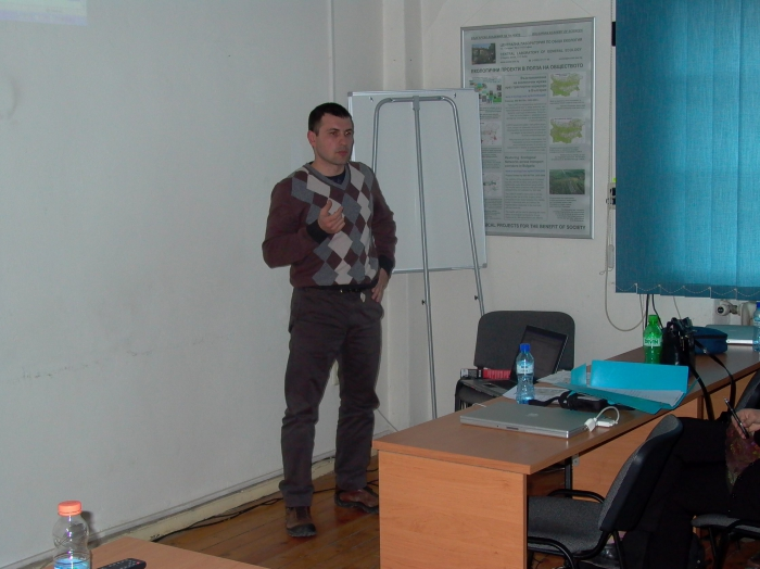 Presentation PESI Portal and Tools by Pavel Stoev