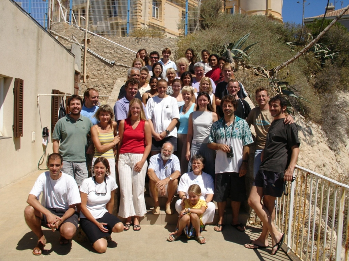 Picture of Porifera training course 12