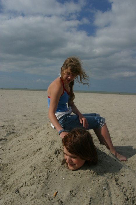 Strandspelletjes