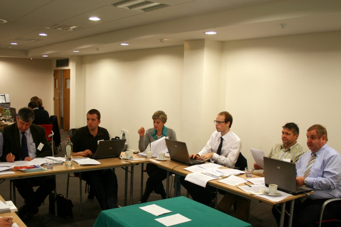 Preparation of conclusions