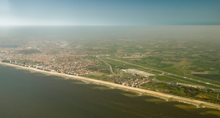 Oostende luchthaven