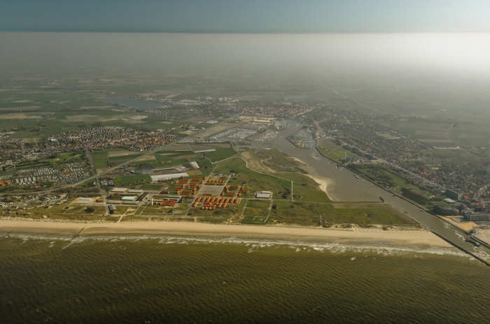 Havengeul Nieuwpoort en IJzermonding