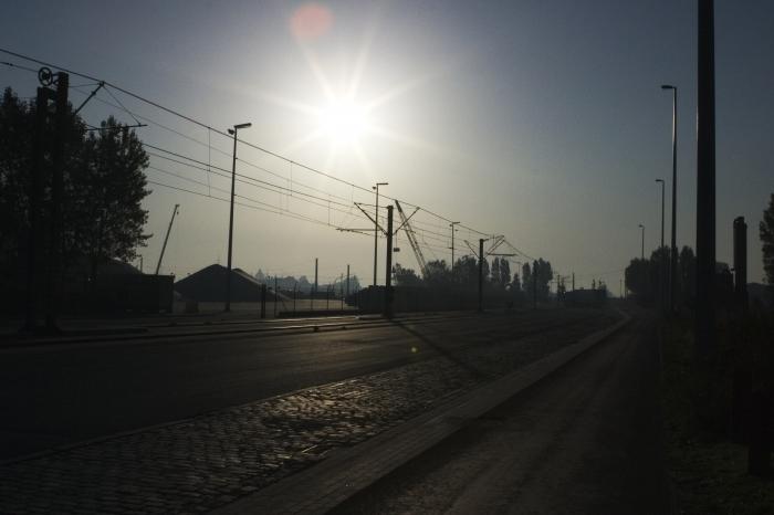 Tramsporen