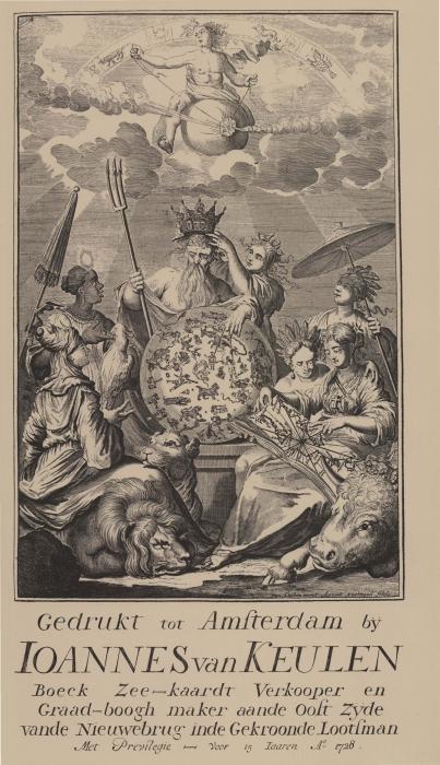 Van Keulen (1728, pl. 1)