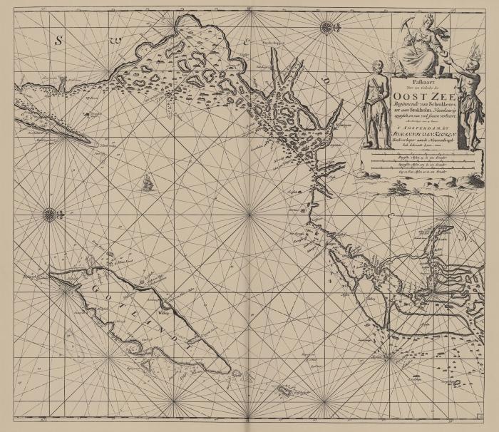 Van Keulen (1728, kaart 18)