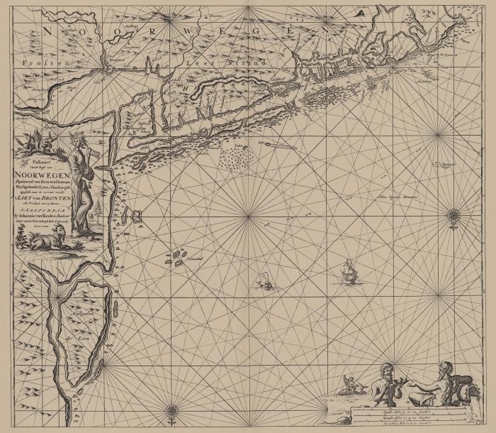 Van Keulen (1728, kaart 35)