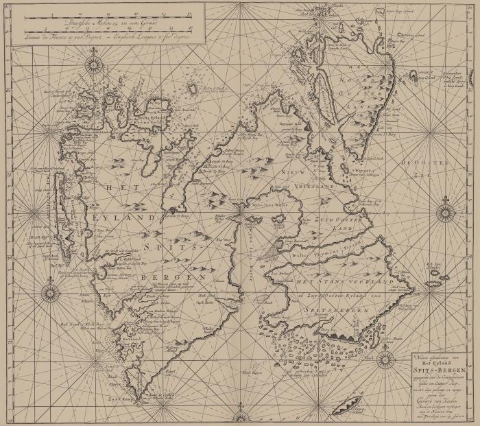 Van Keulen (1728, kaart 45)