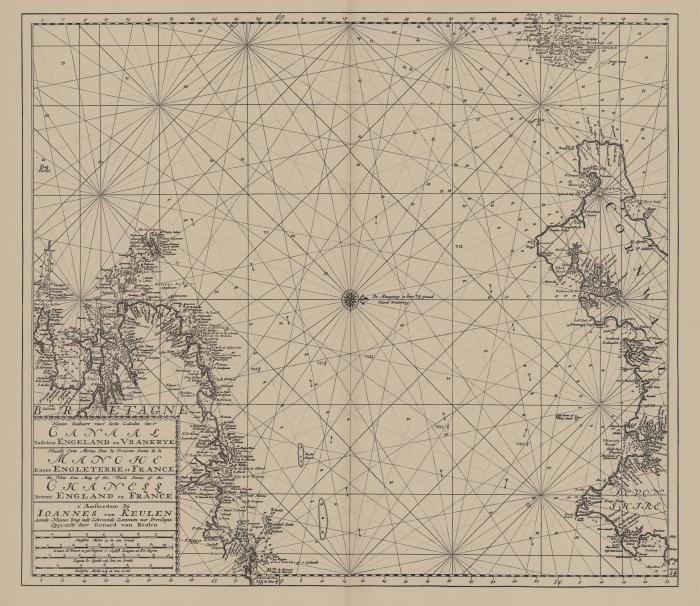 Van Keulen (1728, kaart 57)
