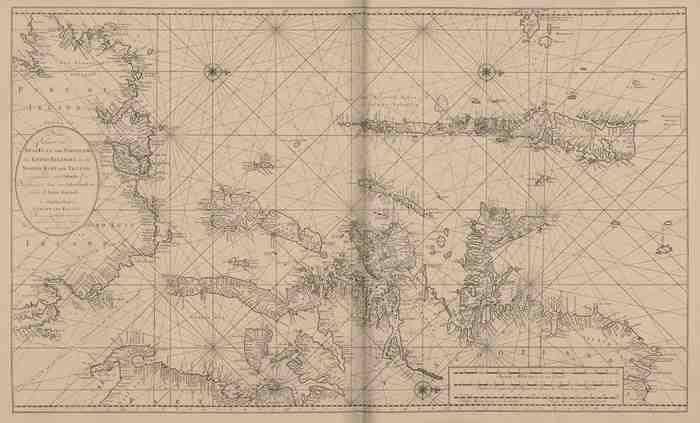 Van Keulen (1728, kaart 60)