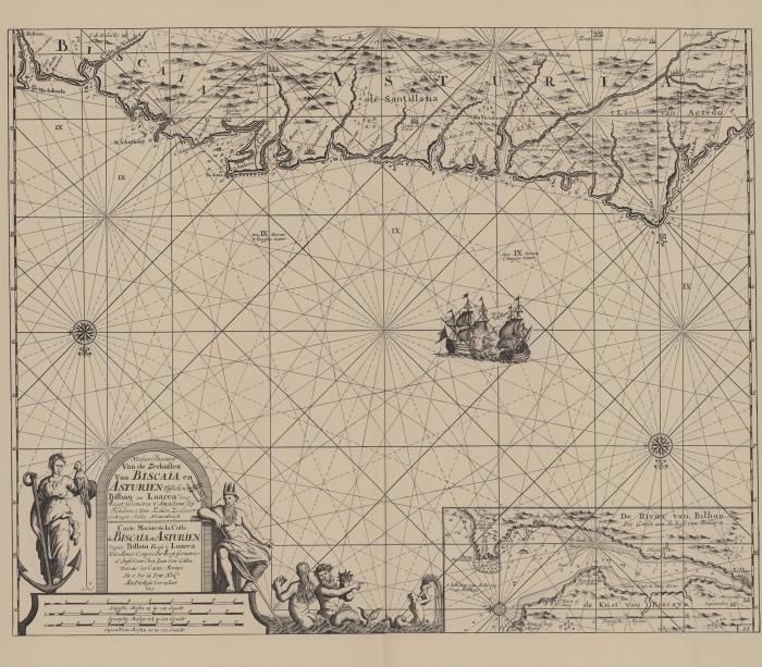 Van Keulen (1728, kaart 72)