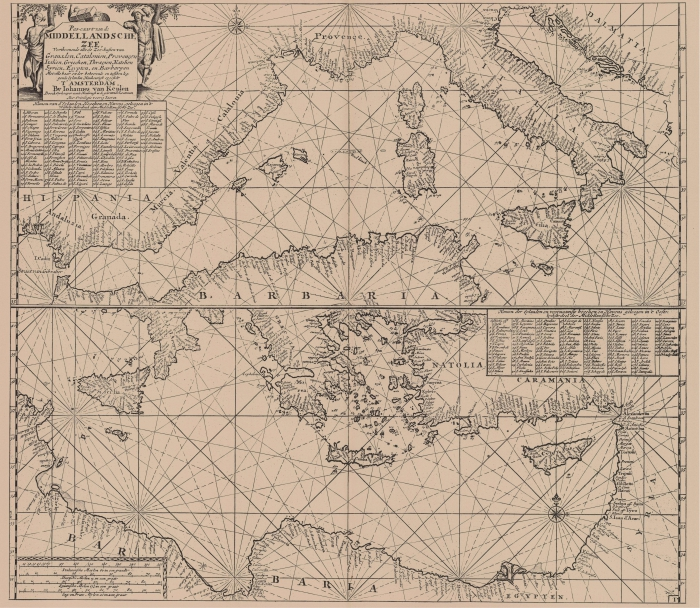 Van Keulen (1728, kaart 088)