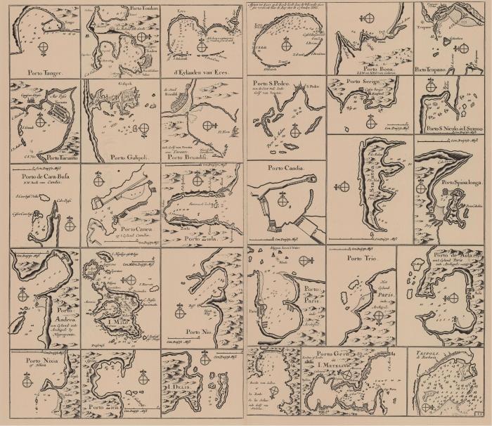Van Keulen (1728, kaart 089)