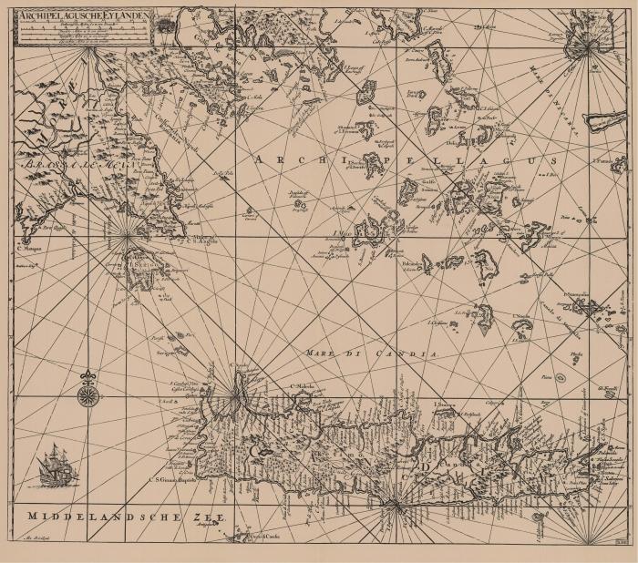 Van Keulen (1728, kaart 101)