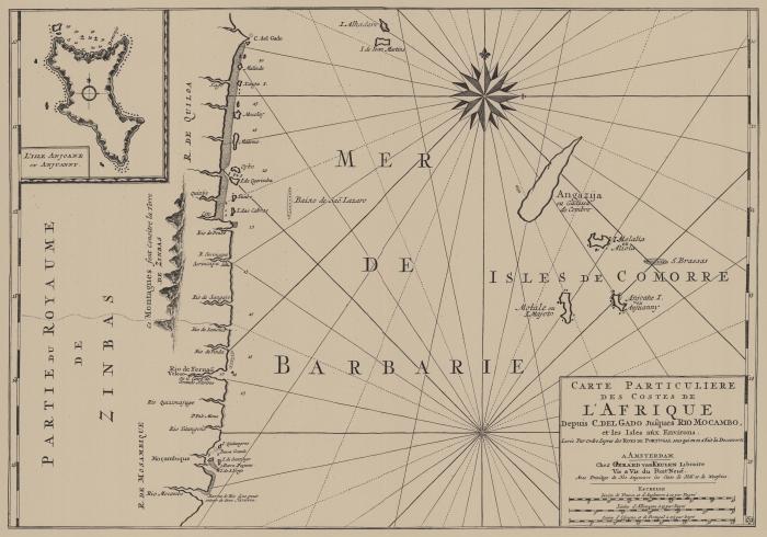 Van Keulen (1728, kaart 114)