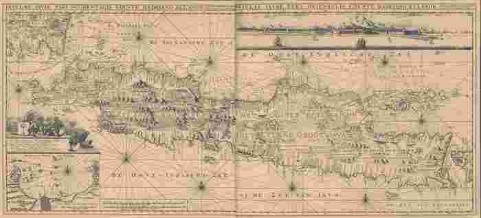 Van Keulen (1728, kaart 119)