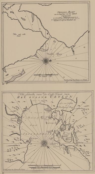 Van Keulen (1728, kaart 153)
