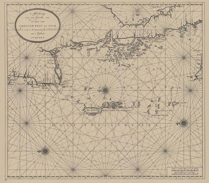 Van Keulen (1728, kaart 177)