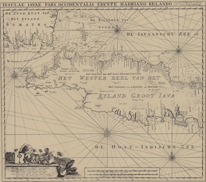 Van Keulen (1728, kaart 180)