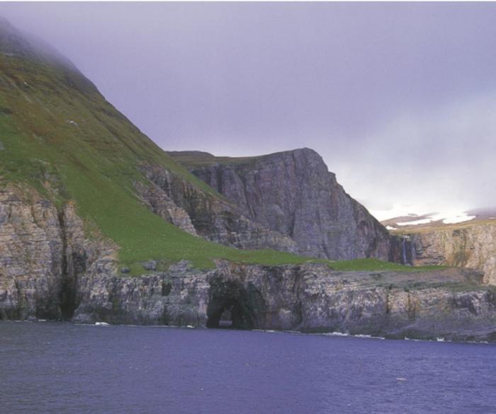 Bjørnøya (Bear Island).