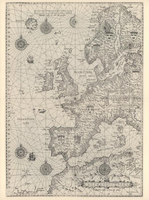 Waghenaer (1584, kaart 01)
