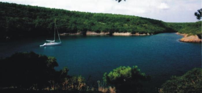 Hamsilos Bay, Sinop, Turkey