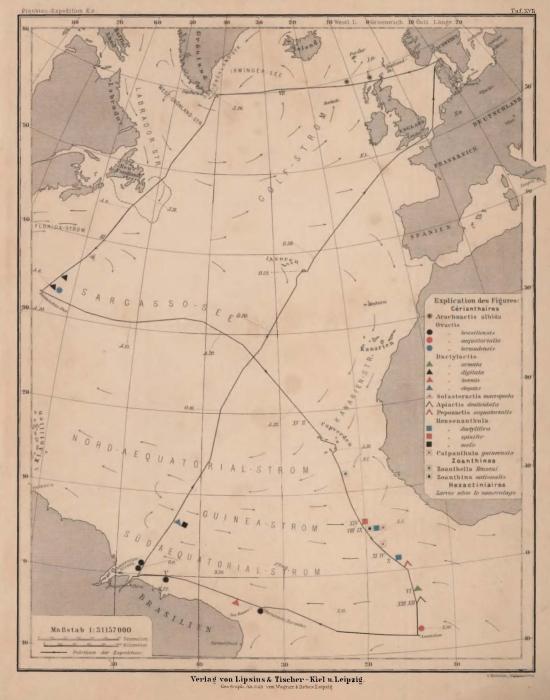 Van Beneden (1897, kaart)