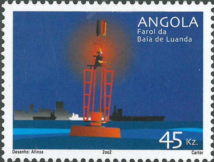 Angola, Baa de Luanda