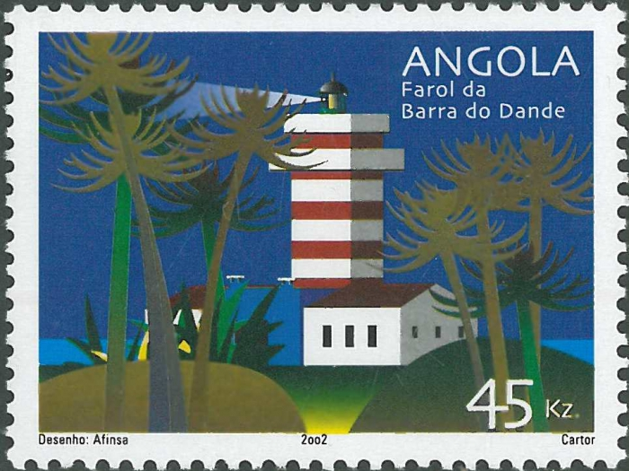 Angola, Ponta do Dande