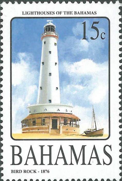 Bahamas, Bird Rock