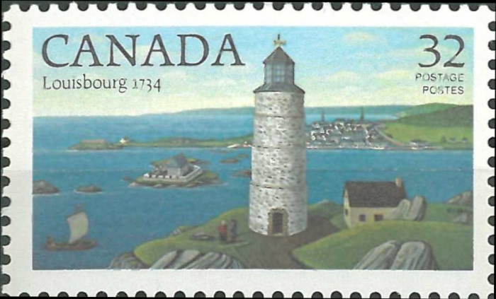 Canada, Louisbourg