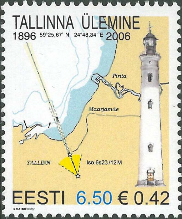 Estonia, Tallinn Range Rear