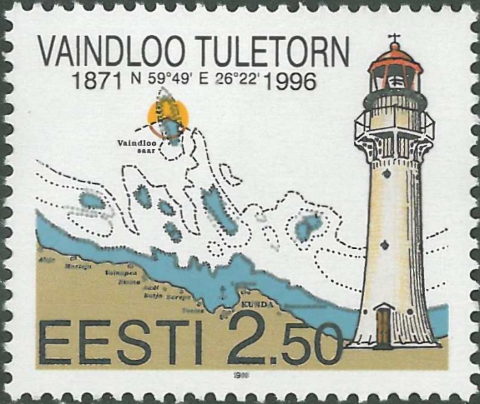 Estonia, Vaindloo