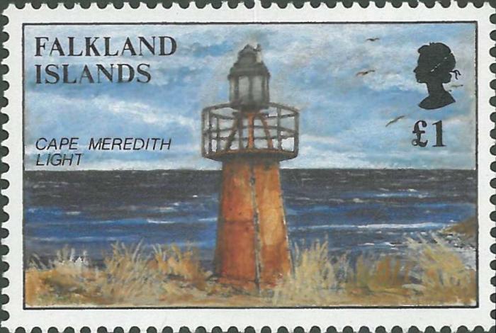 Falkland Islands, Cape Meredith