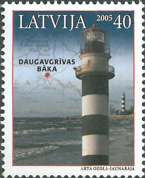 Latvia, Daugavgriva