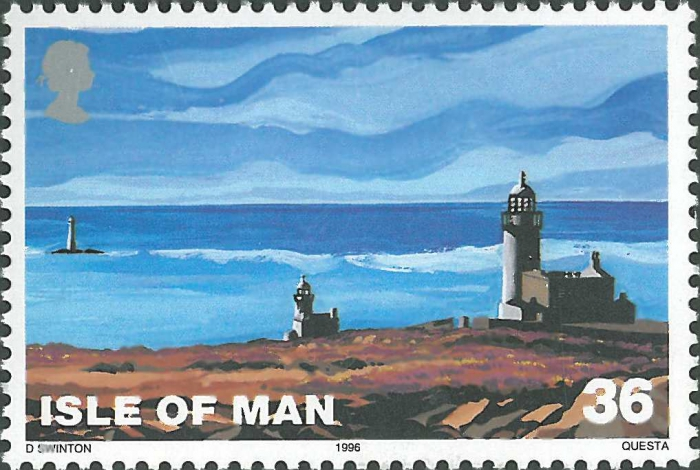 Isle of Man, Calf of Man High