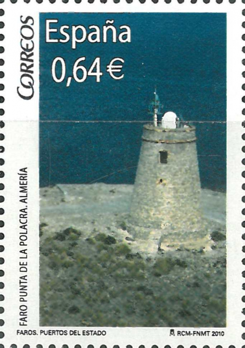 Spain, Almeria, Punta de la Polacra
