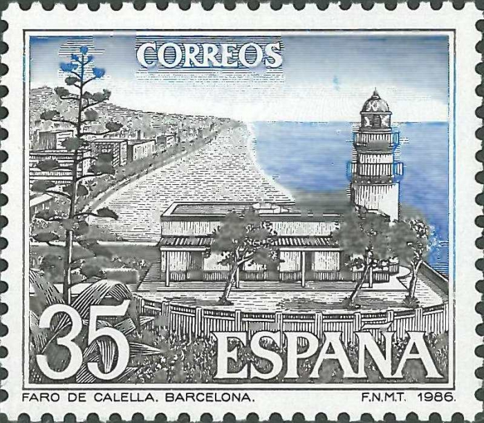 Spain, Catalonia, Calella