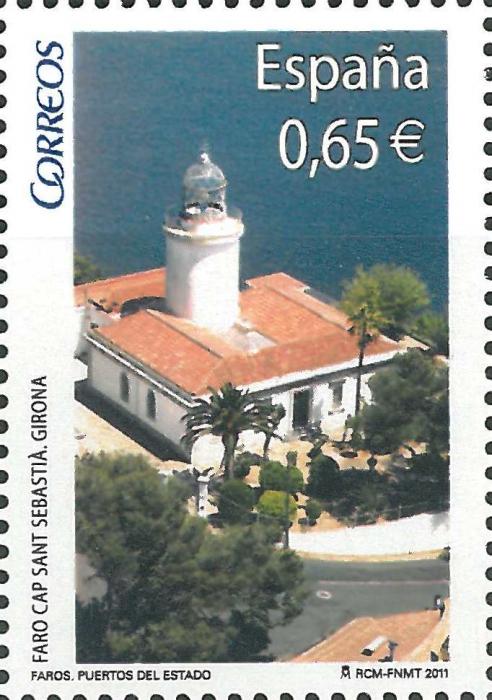 Spain, Girona, Cabo San Sebastian