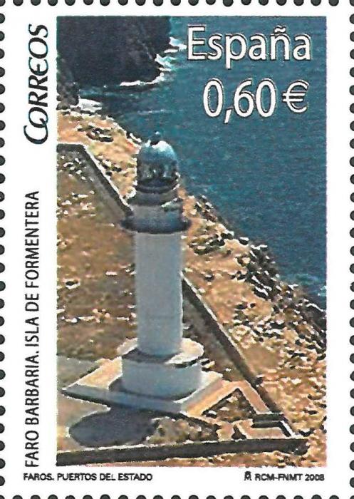 Spain, Isla de Formentera, Cabo Barbaria