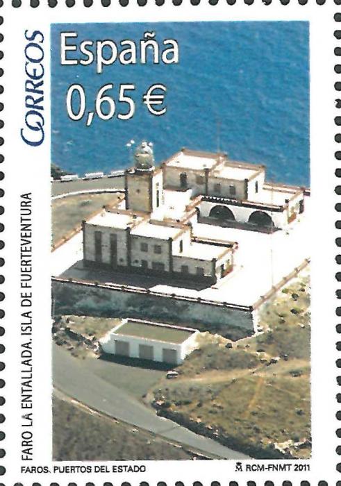 Spain, Isla de Fuerteventura, La Entallada