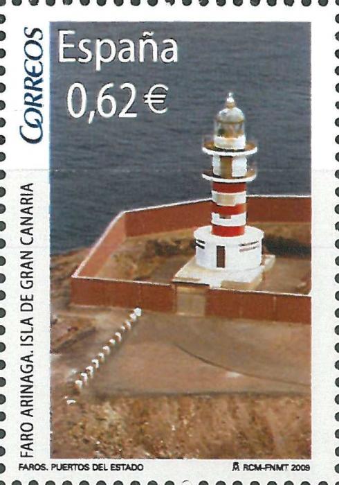 Spain, Isla de Gran Canaria, Punta Arinaga