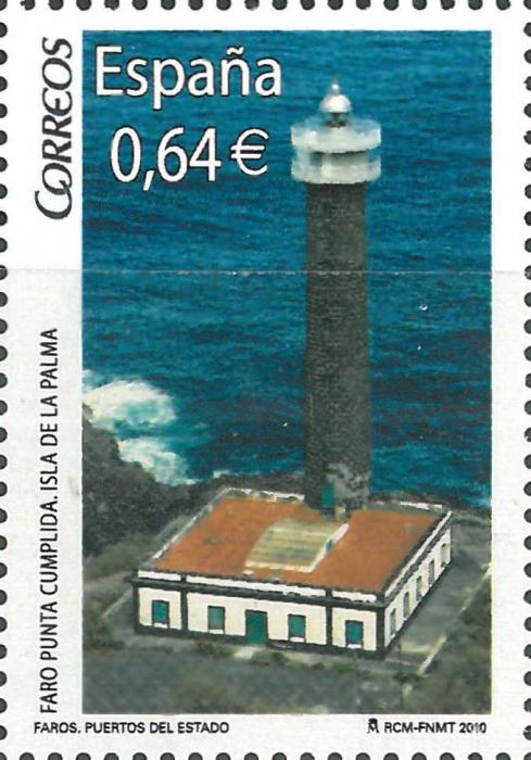 Spain, Isla de la Palma, Punta Cumplida