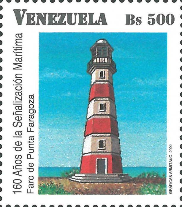 Venezuela, Punta Faragoza