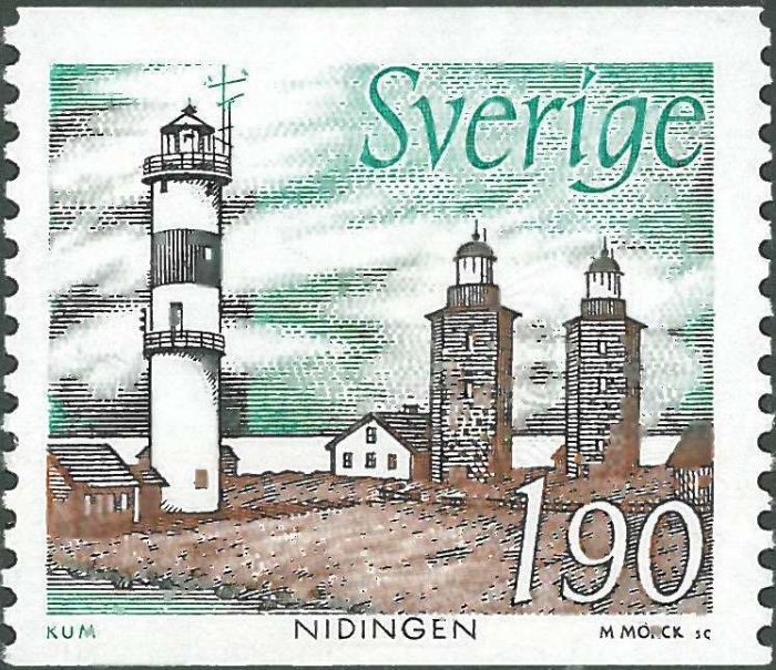 Sweden, Nidingen