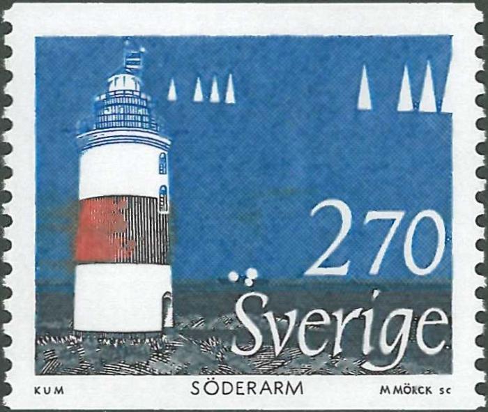 Sweden, Söderarm